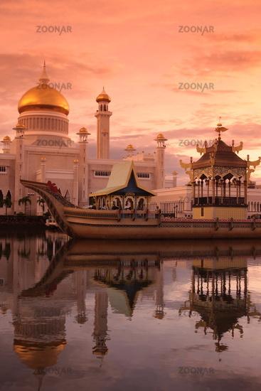 The Sultanate of Brunei Darussalam, Borneo