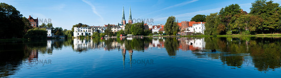 Luebeck, Germany, Cathedral