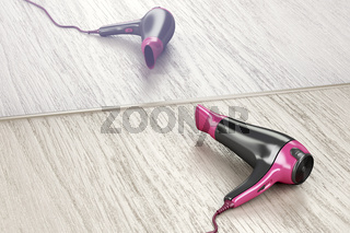 Modern hair dryer