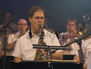Andre CIMIOTTI, Big Band der Bundeswehr