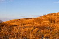 Autumn mountain landscape