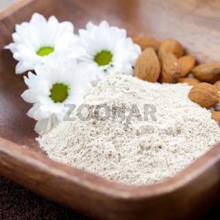Mandelkleie / almond bran