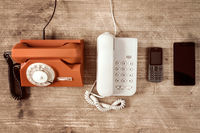 Evolution in telecommunications