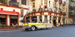 Oldtimer in Havana