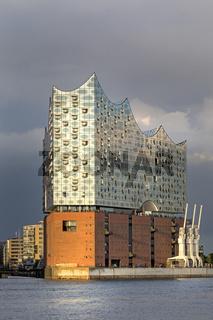 Elbphilharmonie, Hamburg, Deutschland, Europa