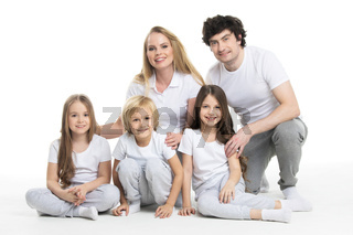 Five member family
