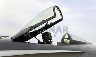 F18 Cockpitkanzel (Luke)