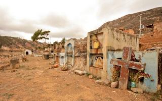 Friedhof in den Anden