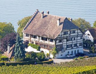 Restaurant Rebgut Haltnau bei Meersburg