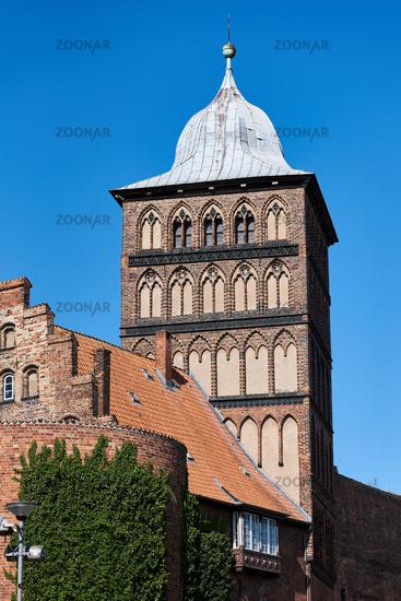 Castle Gate, Lübeck, Germany