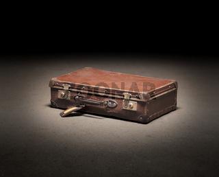 Forgotten luggage