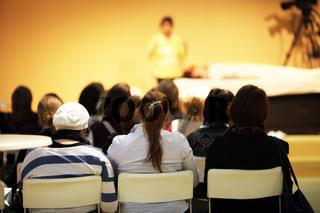 Seminar oder Schulung