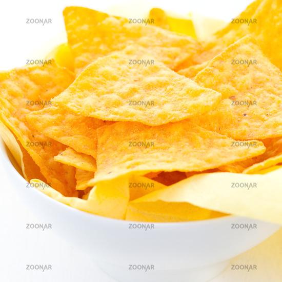 fresh nachos