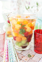 Homemade party drink