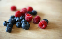 Berry variety with Black and raspberries