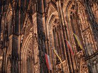 Westseite Kölner Dom