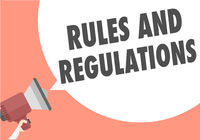 Megaphone Rules and Regulations