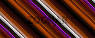 Fantastic abstract stripe panorama background design illustration