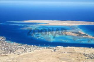 Hurghada/Giftun Island, Ägypten