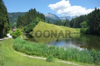 Moorsee in Tirol