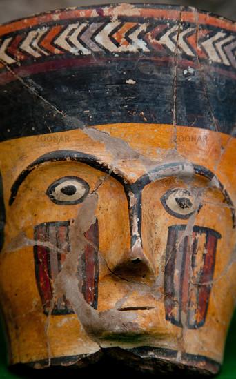 Maske/ Mask, Peru