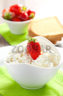 koerniger Frischkaese / cottage cheese