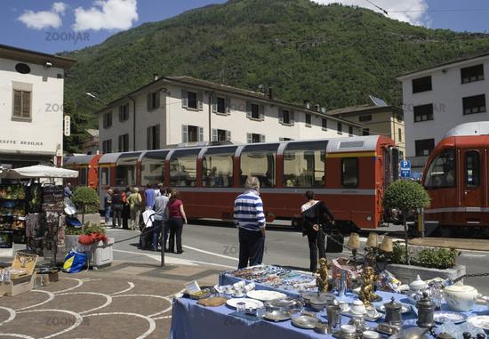 Tirano - Valtelline - Italy