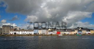 Galway bay on a summers day