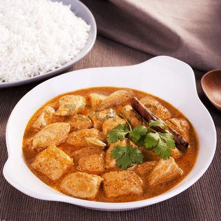 Indian Curry Butter Chicken