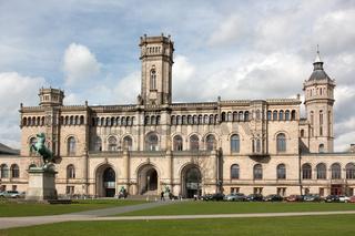 Leibniz Universität Hannover (Welfenschloss)