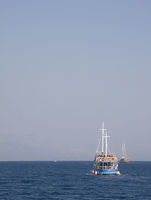 Ausflugsschiffe