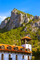 The medieval monastery Dobrun in Bosnia and Herzegovina