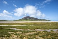 Marshland, Northton, Isle of Harris