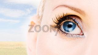 blue eye blue eye