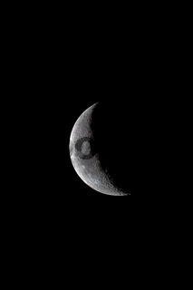 Mondsichel - crescent moon -