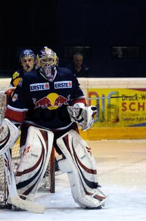 Eishockey Tormann