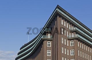 Chilehaus, Hansestadt Hamburg, Deutschland, Europa