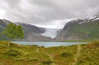 Glacier Engabreen