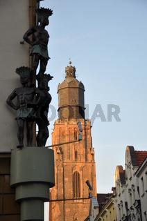 Elisabethkirche in Breslau