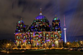 Festival of Lights 2009 - Berliner Dom