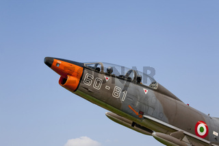 Fiat G91T training aircraft