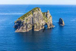 Neuseeland Nordinsel - Bay of Islands - Hole in the Rock