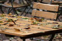 Beer Garden, Pup Garden, Table, open-air Pup