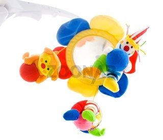Hanging baby toy