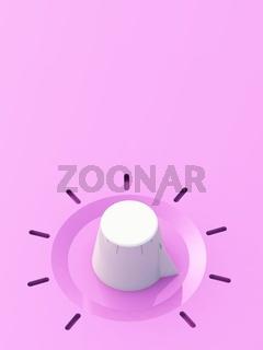 Mach mal Lauter - Pink 02