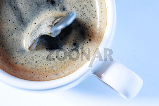 Starker Kaffee - strong coffee