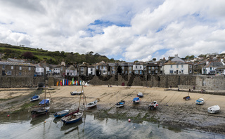 Harbor of Mousehole
