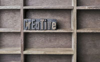 Wooden Letter Creative