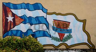 kubahnische Fahne
