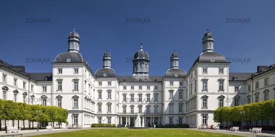 Bensberg Palace, Bergisch Gladbach, Bergisches Land, North Rhine-Westphalia, Germany, Europe